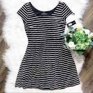 • Jessica Howard Sheath Striped Dress NWT •